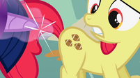 Apple Bloom football fake cutie mark S1E12