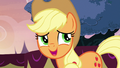"Applejack ""I did bust my tail because"" S7E9.png"