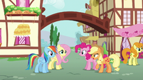 """Applejack """"you need to stand up for them"""" S6E11"""