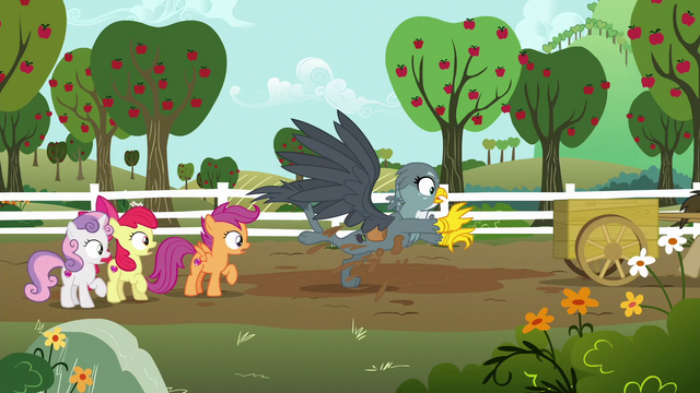 File:Dr. Hooves frees his cart from the mud S6E19.png