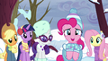 """Pinkie overjoyed """"you're using the word!"""" S5E5.png"""