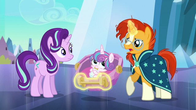 """File:Sunburst """"a changeling's been spotted"""" S6E16.png"""