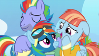 "Windy Whistles ""it's kind of embarrassing"" S7E7"