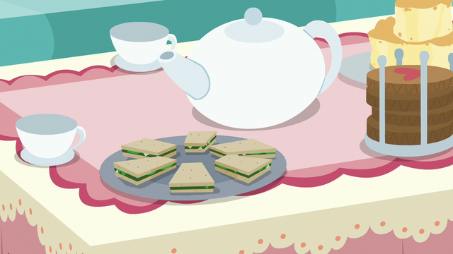 File:Cucumber sandwiches and tea set for two S7E12.png