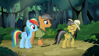 "Daring Do ""take them and head west"" S6E13"