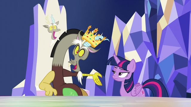 File:Discord pops in with his own throne S5E22.png