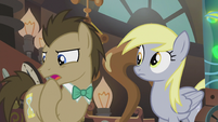 "Dr. Hooves ""I completely forgot!"" S5E9"