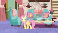 """Fluttershy """"make another version of himself"""" S7E12"""