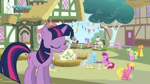 My Little Pony - A amizade é mágica - Canção - Bom dia, Ponyville