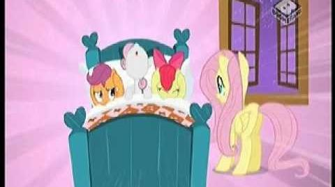 My Little Pony Friendship is Magic - Hush Now, Quiet Now (Indonesian)