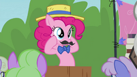 "Pinkie Pie ""did I say 'princess'?"" S4E22"