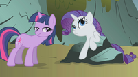 Rarity thinking S1E7