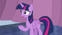 "Twilight ""There must be a spell that can restore the Crystal Heart!"" S6E2"