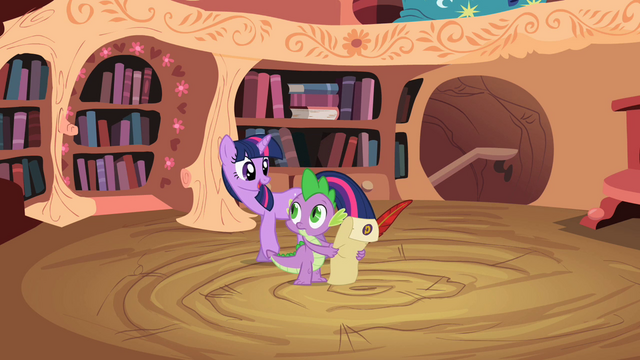 File:Twilight instructing Spike S2E3.png