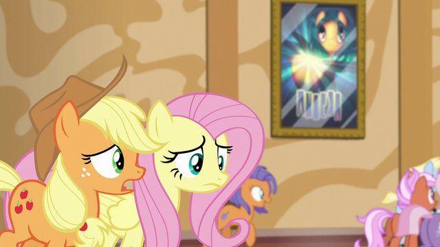 """File:Applejack """"we have to find it first"""" S6E20.png"""
