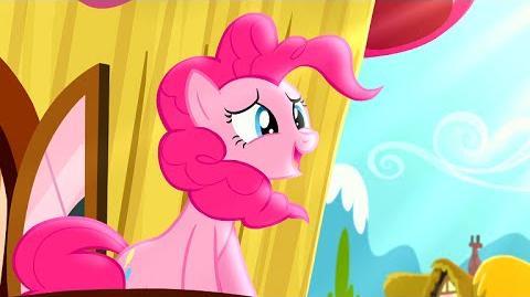 MLP FiM Pinkie's Lament HEBREW HD