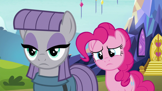 File:Maud Pie taking an awkward pause S7E4.png