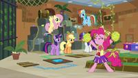 "Pinkie Pie ""our friendship is so true!"" S7E2"