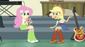 Applejack wonders about the transformation EG2.png