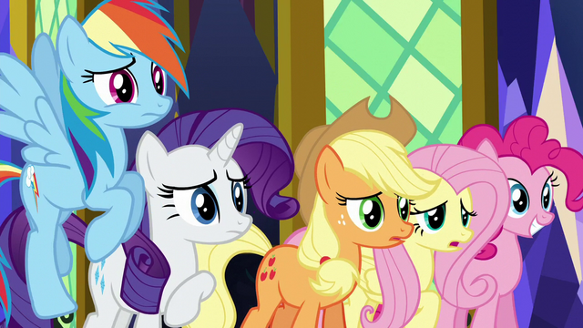 "File:Fluttershy ""Is everypony okay?"" S5E26.png"