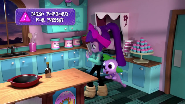 File:Twilight and Spike in the kitchen EGM2.png