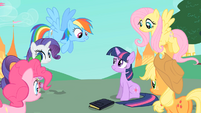 Twilight is ready to cast a spell S01E26