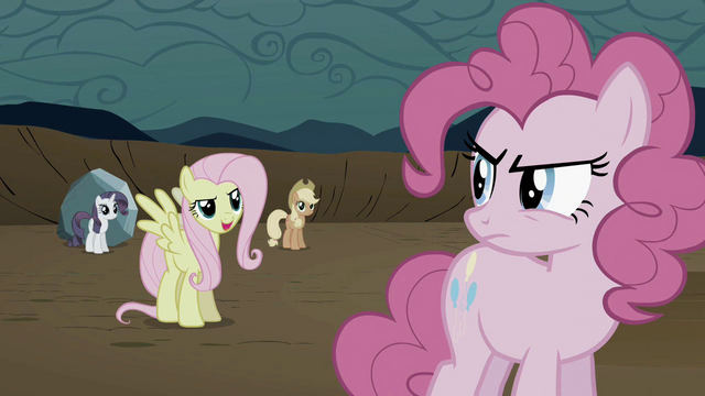 File:Flutterjerk about to annoy Pinkie S2E2.png