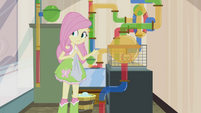Fluttershy hears something EG2