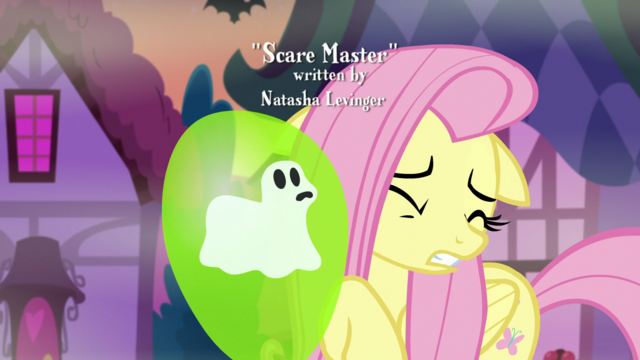 File:Fluttershy wincing at a ghost balloon S5E21.png