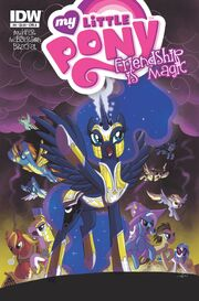 My Little Pony comic issue 8 cover A