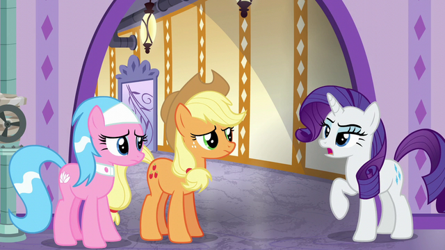 "File:Rarity ""I'm sure she can figure out"" S6E10.png"