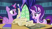 "Starlight ""you're really narrowing it down"" S6E1"