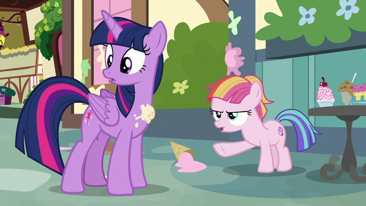 image toola roola pointing at coconut cream s7e14png