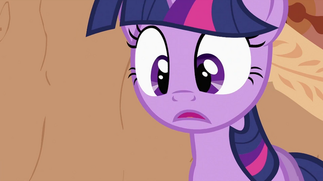 "File:Twilight Sparkle ""Not every 10 days"" S2E03.png"