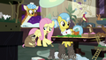 "Fluttershy ""everyone back to sleep now"" S7E5.png"