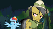 Rainbow Dash nervous around Daring Do S4E04.png