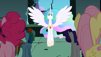 The return of Princess Celestia S1E2