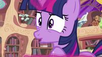 Twilight Explaining Her Schedule Problem S2E20