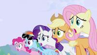 Twilight Sparkle's friends 'Yes' 2 S2E03
