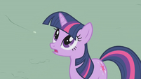 Twilight listening to Celestia S1E02