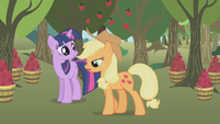 "Applejack ""don't any of you three worry none"" S1E04"