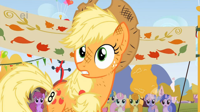 File:Applejack asks how's that even possible S1E13.png