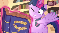 Book shines brightly on Twilight S4E21