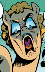 Comic issue 1 Donald Sutherland