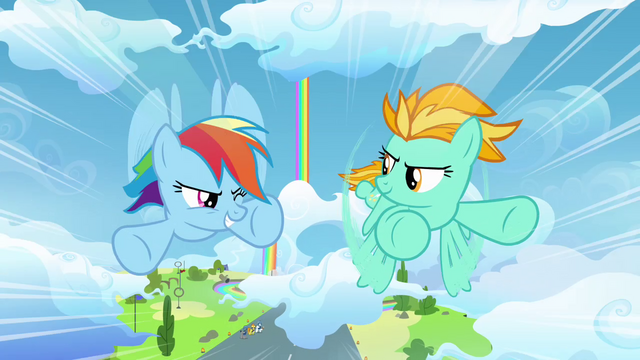 File:Rainbow competing with Lightning S3E07.png