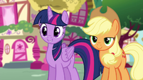 "Twilight ""you learn without knowing you're learning"" S4E21"