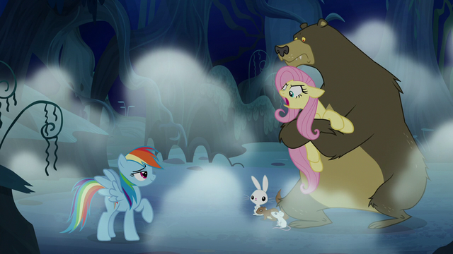 """File:Fluttershy """"that's not true"""" S6E15.png"""
