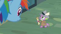 Spike's friendship report S2E8