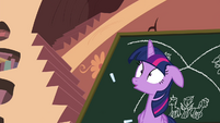 Twilight sees what's happening S4E21