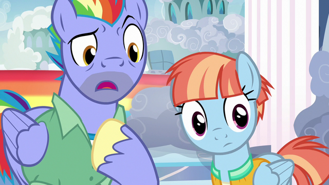 """File:Bow Hothoof """"our Rainbow Dash?"""" S7E7.png"""